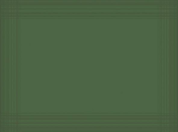 Billede af Dækkeservietter Dunicel mørkegrøn 30x40cm 100stk/pak