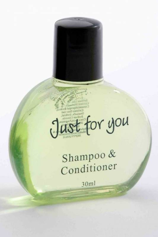 Image of   Shampoo & conditioner 30ml 100stk/kar Just for you