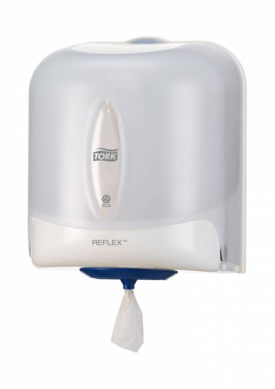 Image of   Dispenser Tork center reflex hvid m4 E02250 473140