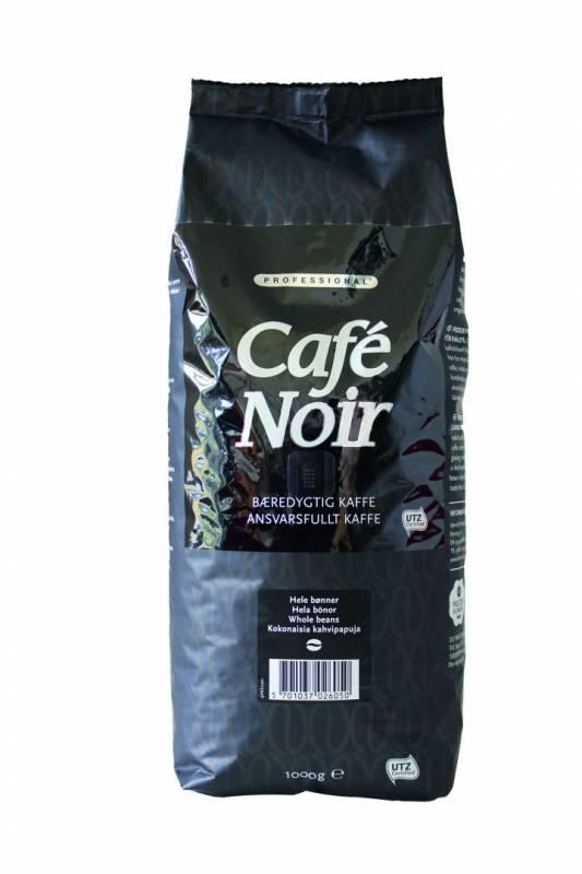 Billede af Kaffe Café Noir hele bønner 1kg/ps