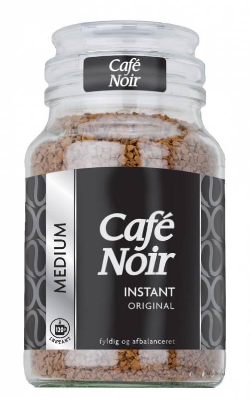 Billede af Instant kaffe - Café Noir Medium Instant i glas 400gram