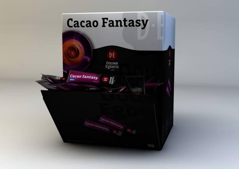 Chokoladedrik Fantasy 22g 100stk/pak