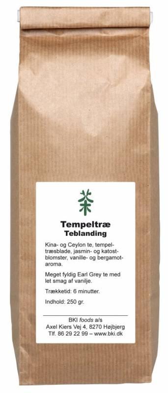 Te Tempeltræ blanding 250g/ps løs