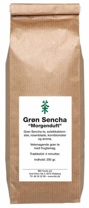 Image of   Te Grøn Sencha Morgenduft 250g/ps løs