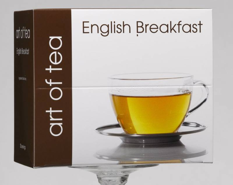 Image of   Te English Breakfast Art of Tea 30 breve/pak