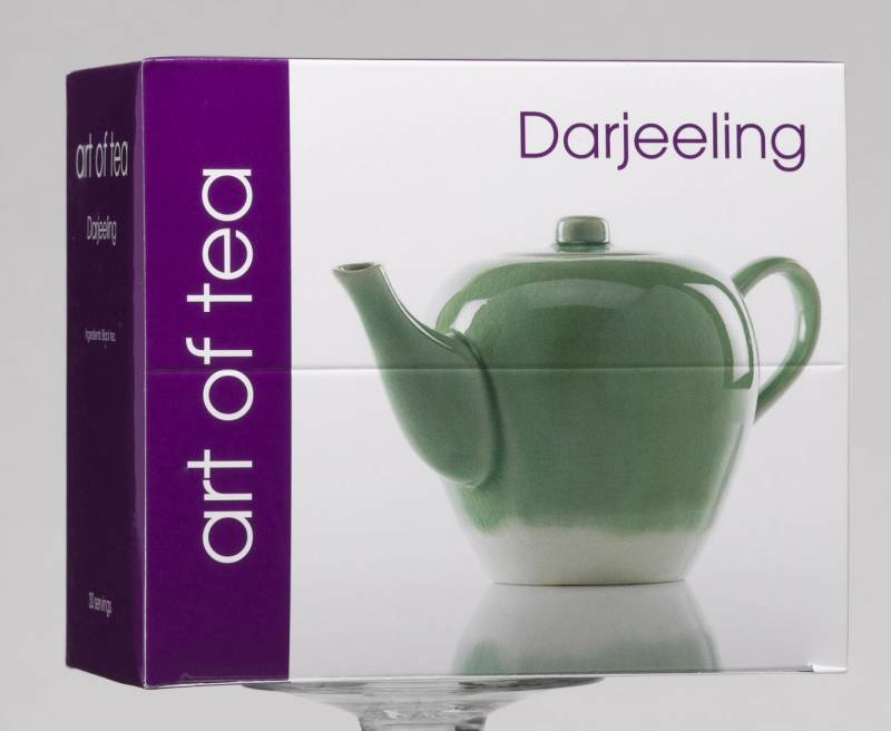 Image of   Te Darjeeling Art of Tea 30breve/pak