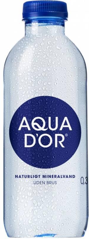 Vand Aqua Dor 30cl 20fl/pak inkl. pant kr.1,50
