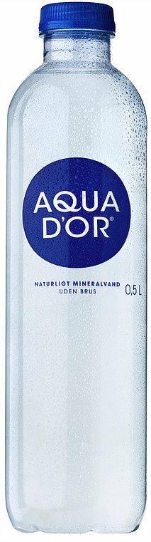 Vand Aqua Dor 50cl 20fl/pak inkl. pant kr.1,50