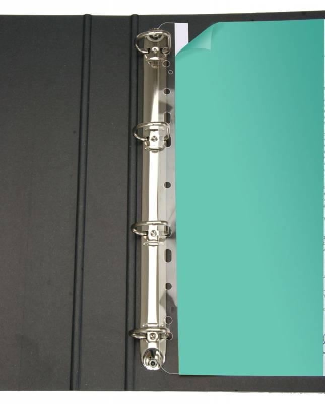 Billede af File-strips A4 295mm selvklæb 100stk/pak