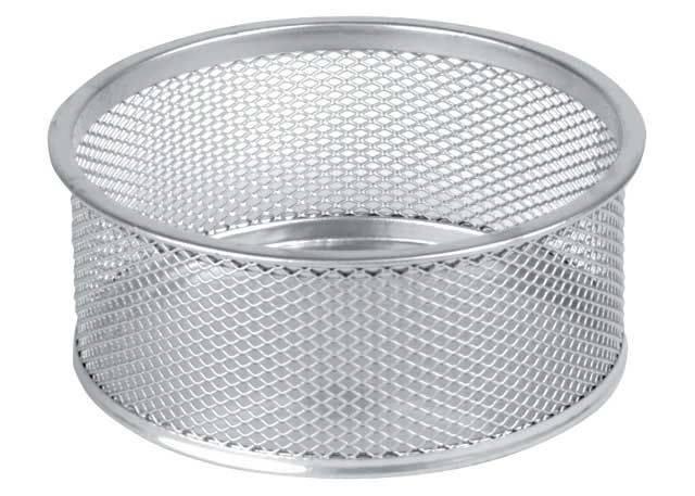 Billede af Clipsholder tråd metal m/skridsikker bund sølv
