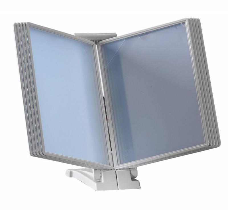 Billede af Registersystem A4 QuickFind gr.modul lys grå t/10 lommer