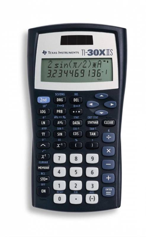 Image of   Texas TI-30X Pro MultiView™ Scientific calculator