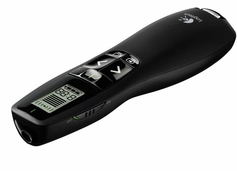 Laser Pointer/Presenter Logitech R700 Professional