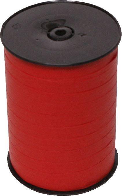 Billede af Gavebånd Matline rød 10mmx250m nr. 33