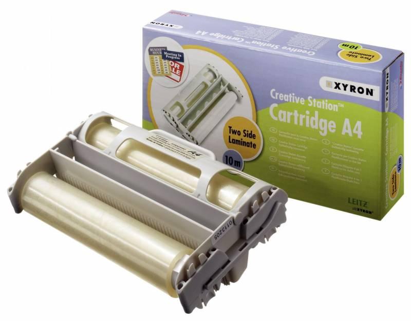 Billede af Xyron lamineringskassette 2-sidet A4 10m
