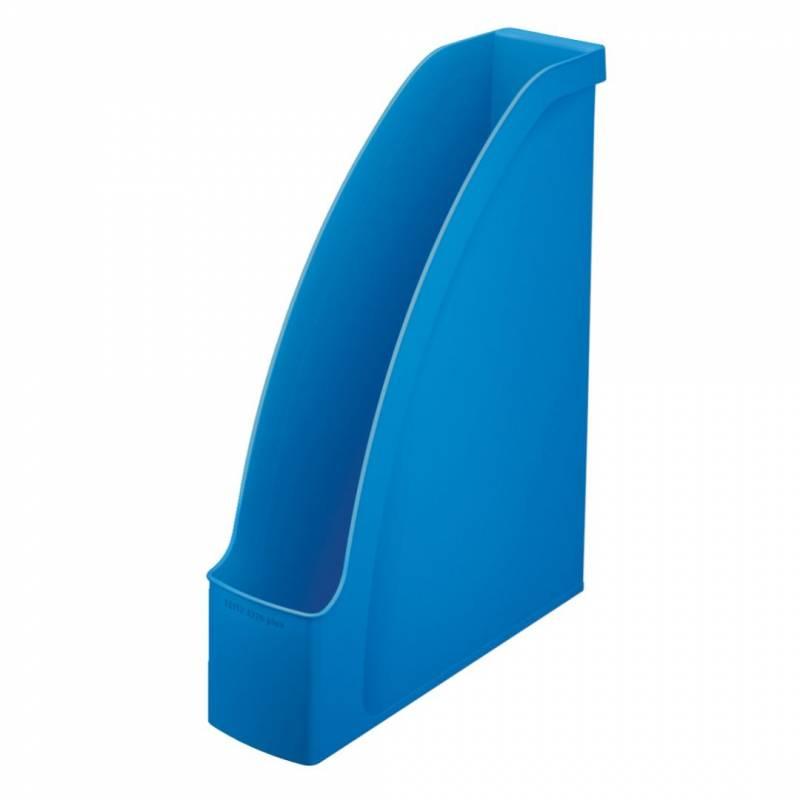 Billede af Tidsskriftsamler Leitz Plus A4 bredde 70mm lys blå
