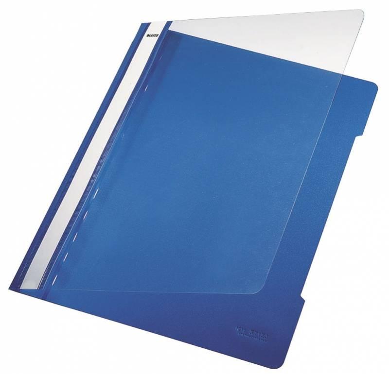 Billede af Tilbudsmappe HardCover A4 blå