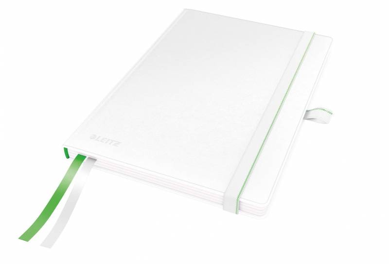 Image of   Notesbog Complete A5 96g linieret hvid 80ark