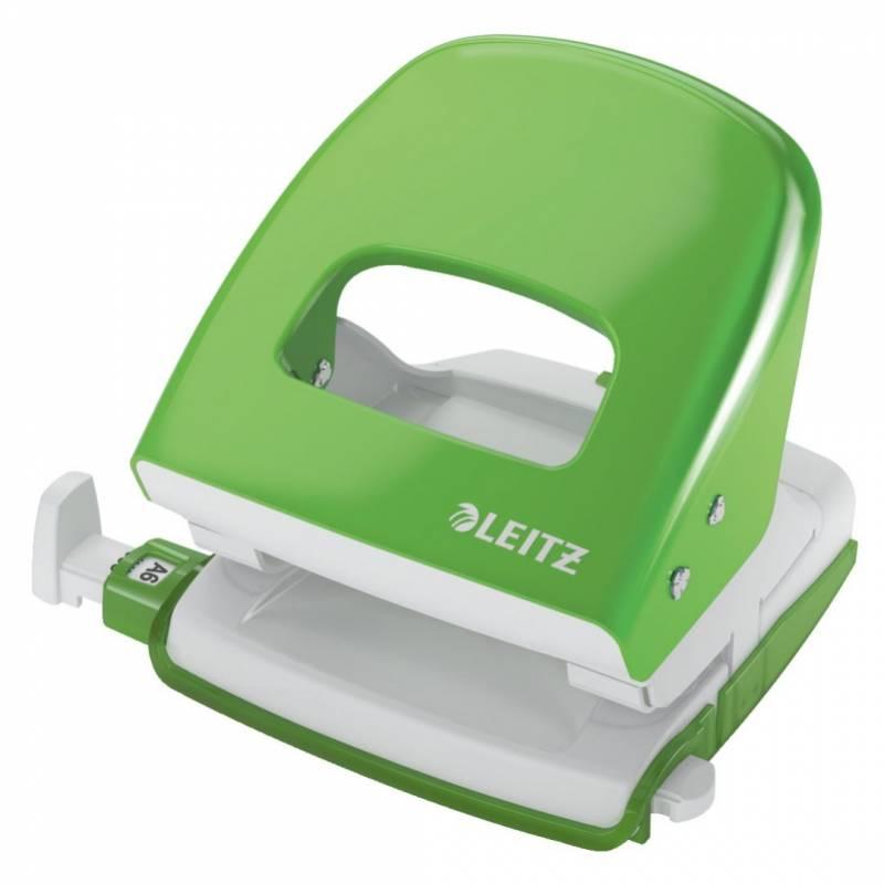 Billede af Hulapparat Leitz 5008 2-huls 30ark grøn