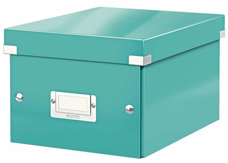 Image of   Arkivboks Leitz Click&Store WOW isblå small
