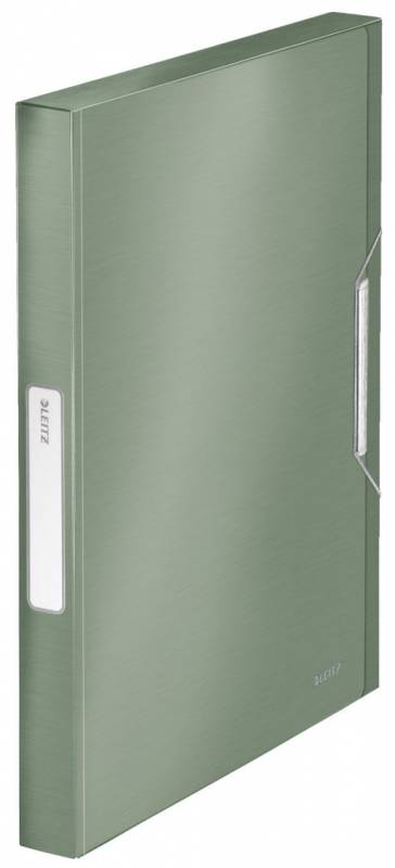 Image of   Arkivæske Leitz Style PP 30mm celadon grøn
