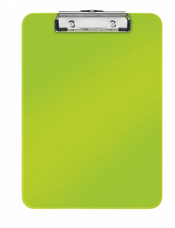 Billede af Clipboard Leitz WOW u/forside A4 grøn