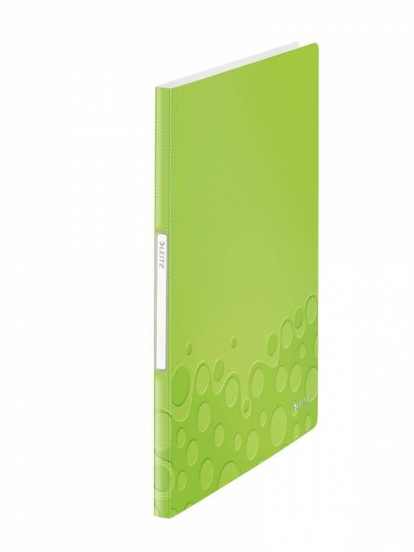 Billede af Displaybog Leitz WOW PP 20 lommer grøn