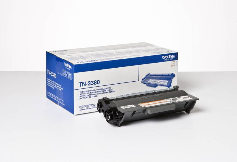Lasertoner Brother TN-3380 8000 sider v/5%