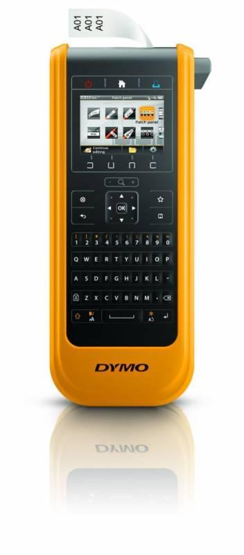 Image of   Labelprinter DYMO XTL300 QWERTY tastatur - kuffertsæt