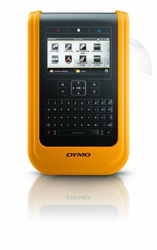 Image of   Labelmaskine DYMO XTL500 QWERTY tastatur - kuffertsæt