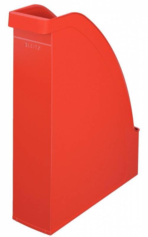 Billede af Tidsskriftsamler Leitz Plus A4 bredde 70mm lys rød