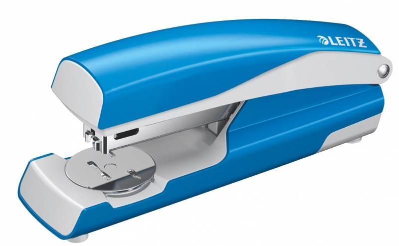 Image of   Hæftemaskine Leitz 5502 30ark lys blå