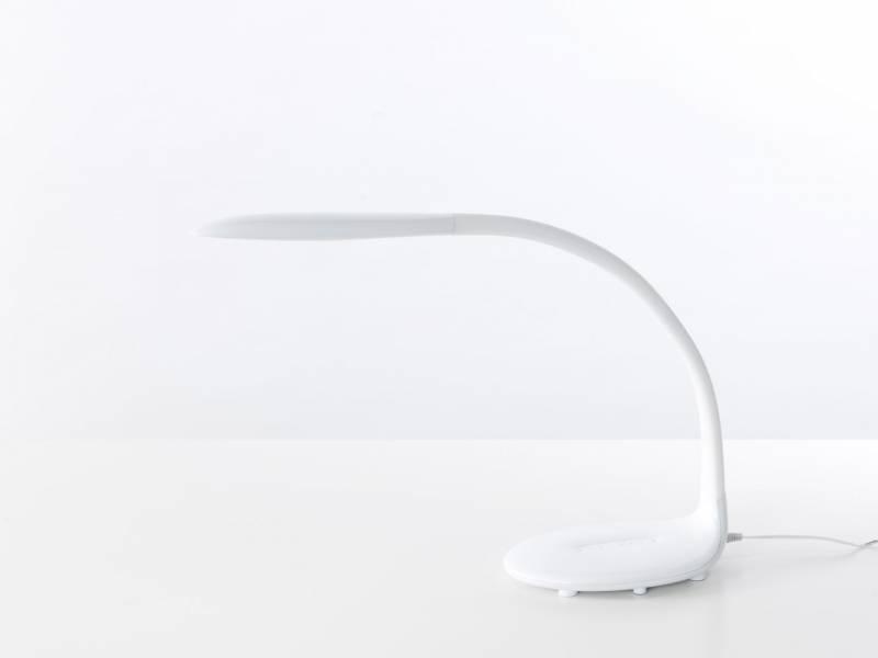 Billede af Bordlampe LightUp by Matting Dublin hvid