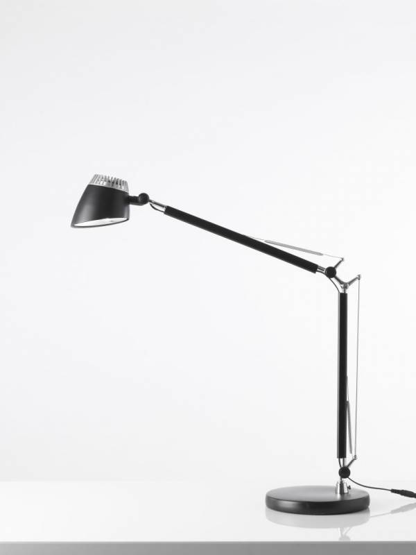 Billede af Bordlampe LightUp by Matting Valencia sort