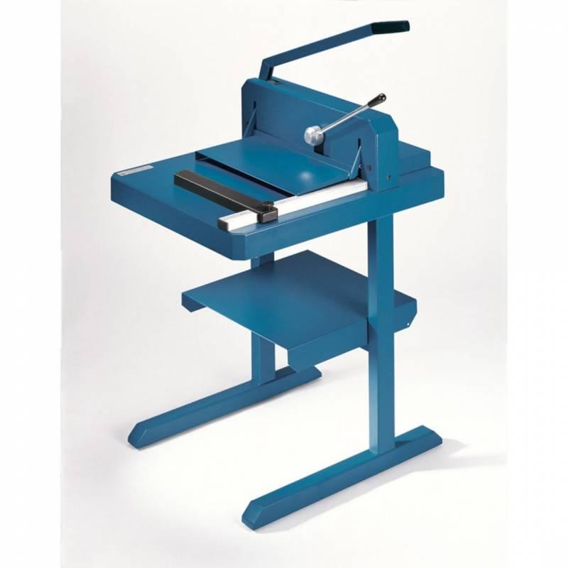Image of   Bord t/Stabelskæremaskine 100842 Praktisk stativ/bord med hylde