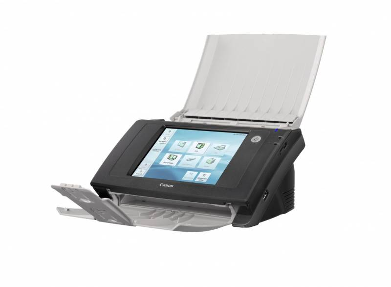 Scanner CANON ScanFront 330 Networkscanner A4 30ppm 50ark