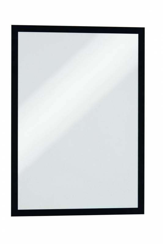 Image of   Skilt DURAFRAME® MAGNETIC A3 m/sort ramme 5stk/pak