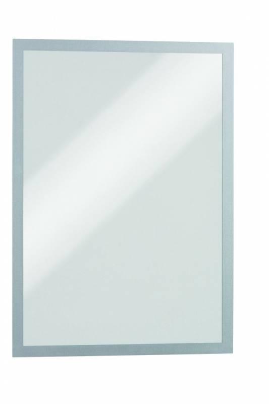 Image of   Skilt DURAFRAME® MAGNETIC A3 m/sølv ramme 5stk/pak
