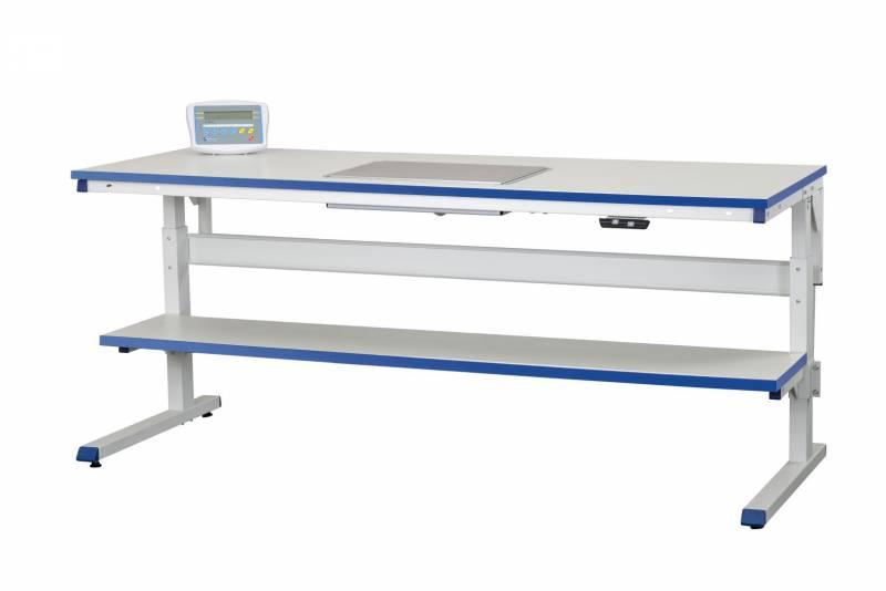 Pakkebord nr. 2 2000x800mm