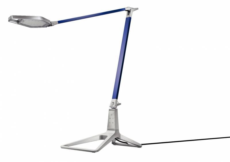 Billede af Bordlampe Leitz Smart LED Style titan blå