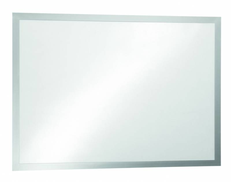 Skilt DURAFRAME® Poster A1 m/sølv ramme