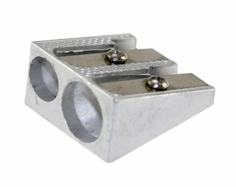 Billede af Blyantspidser BNT aluminium dobbelt