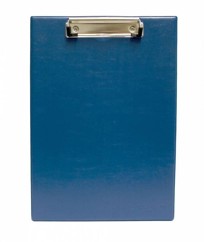 Billede af Clipboard BNT A4 enkel PP blå uden forside