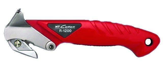 Billede af Kartonåbner R-1200P NT Cutter rød 2 blade
