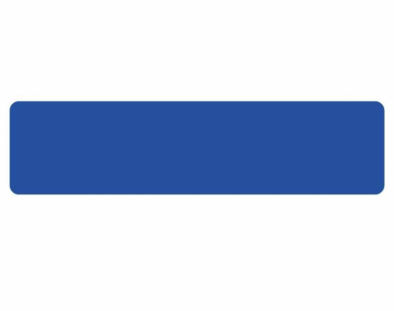 Image of   Gulvmærker striber blå bredde 50mm 10stk/pak