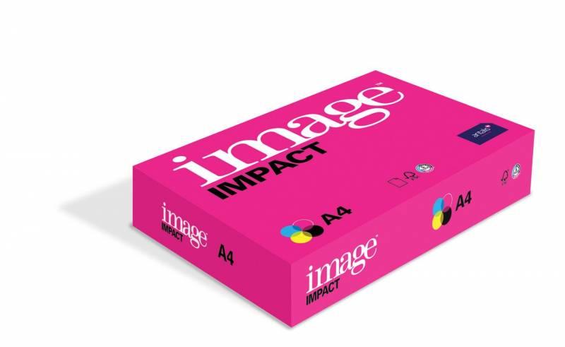 Image of   Kopipapir Image Impact 90g A4 500ark/pak