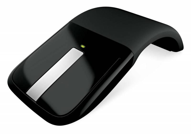 Mus Microsoft Arc Touch trådløs sort RVF-00050