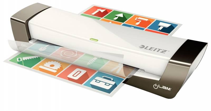 Lamineringsmaskine Leitz iLAM Office A4