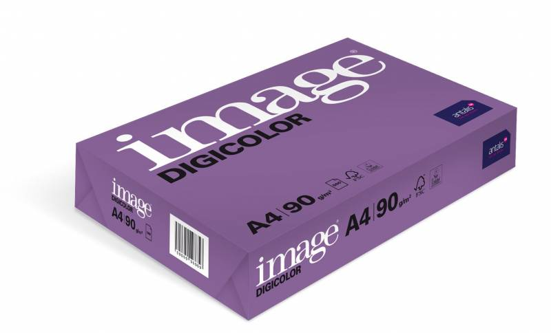 Image of   Kopipapir Image Digicolor 90g A4 500ark/pak