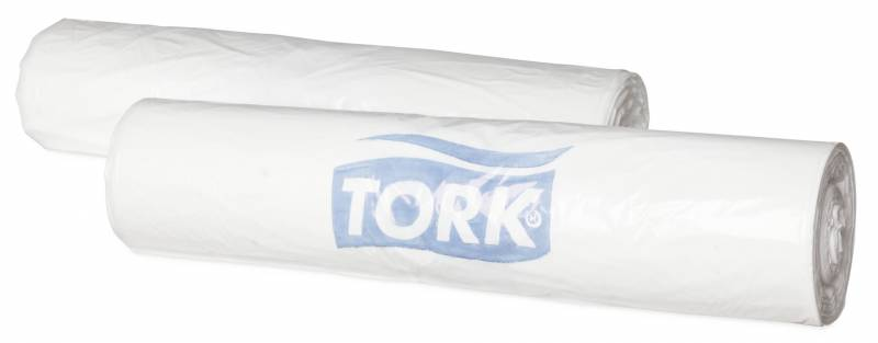 Billede af Hygiejnepose Tork 20 ltr B2 100ps/rl 10rl/pak